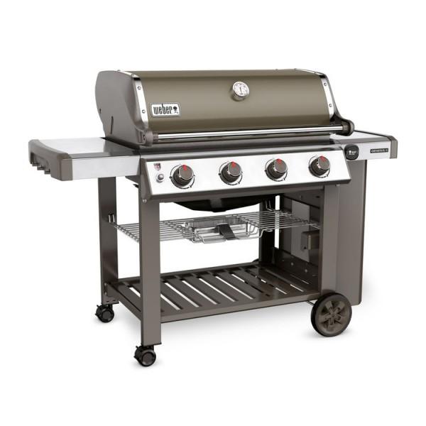Weber Gasgrill Genesis® II E-410 GBS® Smoke Gray
