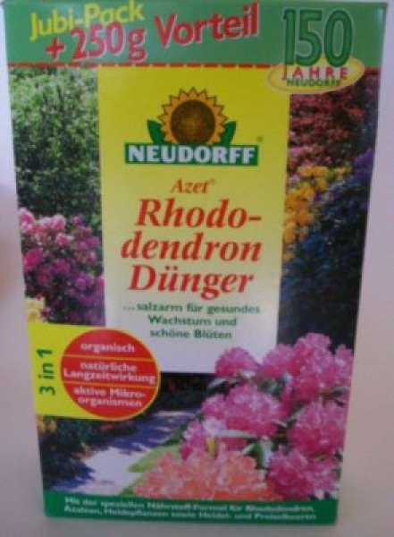 NEUDORFF Azet Rhododendron Dünger 2,5 kg