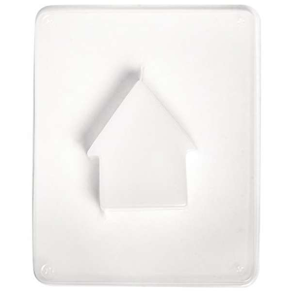 Gießform Haus 6,0x7,0xT1,7cm