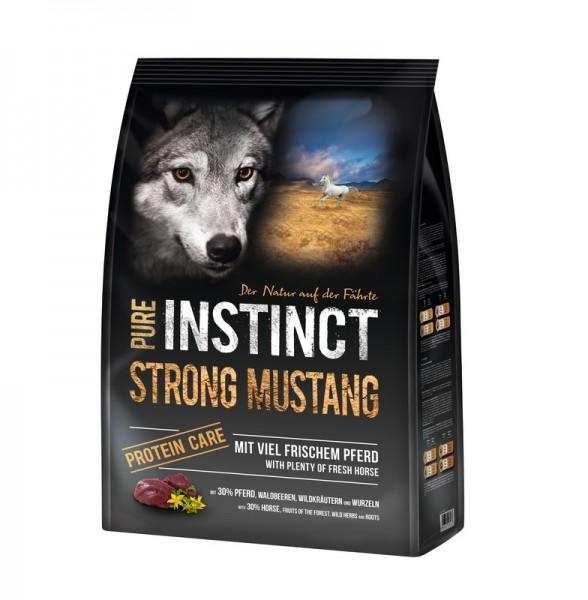 PURE INSTINCT 4kg STRONG MUSTANG - Pferd