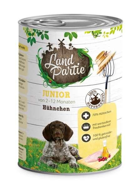 LandPartie JUNIOR - Hühnchen - 400g