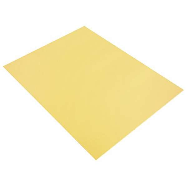 Crepla Platte 2mm 20x30cm gelb
