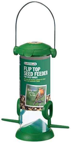 Gardman Kunststoff-Vogelfutterstation