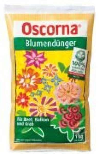 Oscorna Blumendünger 1 kg