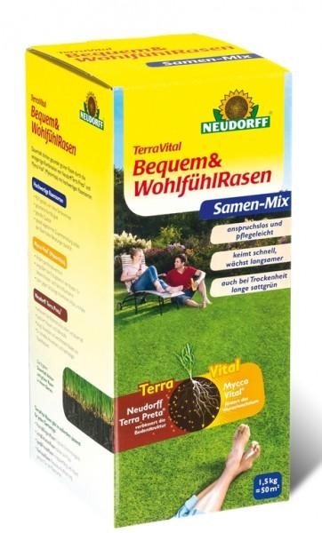 Neudorff TerraVital Bequem & WohlfühlRasen 3 kg