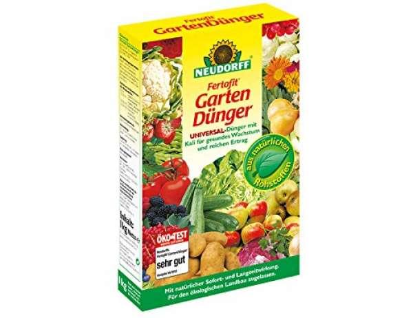 Gartendünger AZ 01,0kg ND