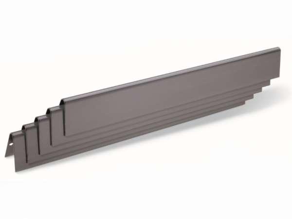 Weber Aromaschienen - Flavorizer Bars Spirit 200-Serie (ab 2013), Emailliert