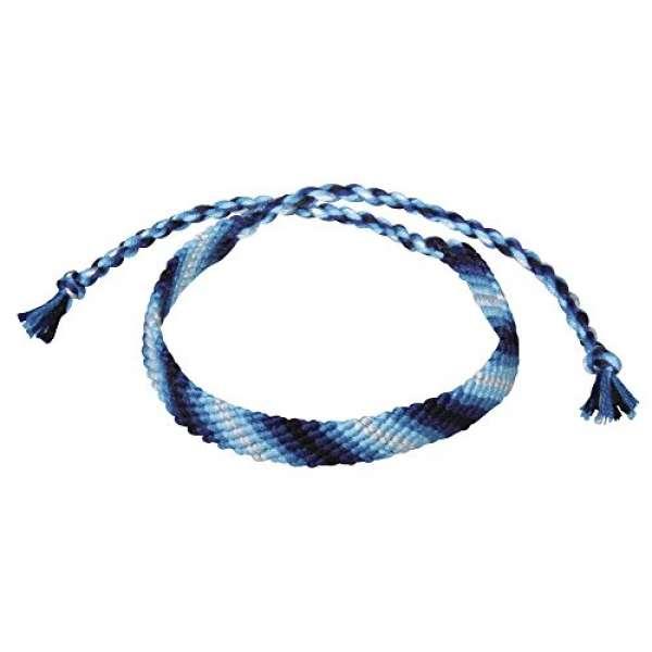GarnStitch&Knot 5x10m echtblau