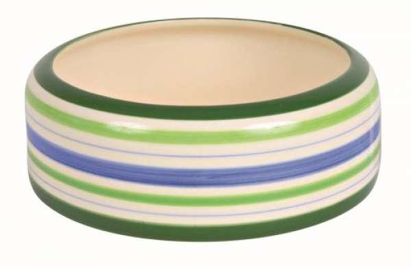 Trixie Keramiknapf Streifen Ø16 cm