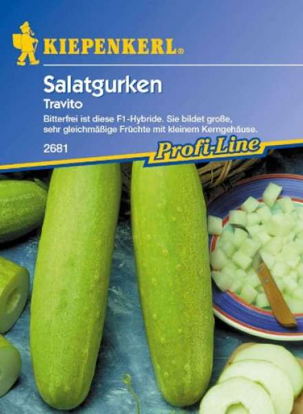 Kiepenkerl Salatgurken Travito