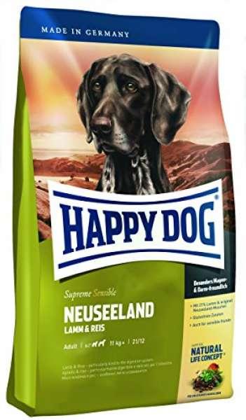 Happy Dog Sensible Neuseeland mit Lamm & Reis