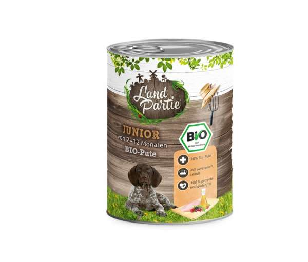 LandPartie Bio 800g Junior