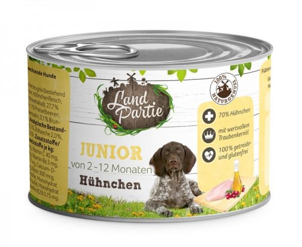 LandPartie JUNIOR - Hühnchen - 200g