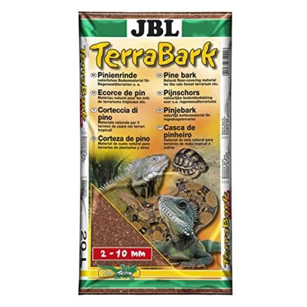 JBL TerraBark Bodensubstrat für Terrarien 20 l
