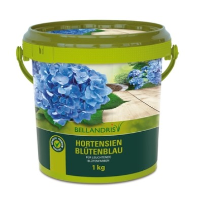 Bellandris Hortensien Blütenblau 1kg
