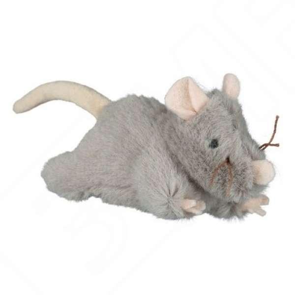 Trixie Maus mit Sound, Plüsch, 15 cm