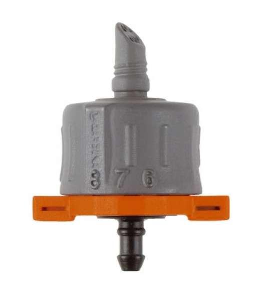 Gardena 8316-20 Micro-Drip-System Regulierbarer Endtropfer, druckausgleichend, Inhalt: 5 Stück