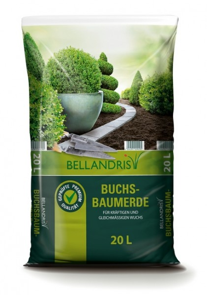 Bellandris Buxuserde 20L