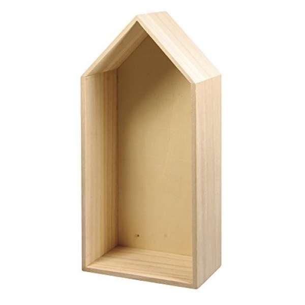 Holz Rahmen Haus FSC Mix Credit 29,3cm