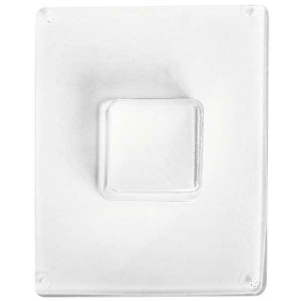 Gießform Quadrat 4,5xT3,5cm