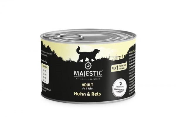 MAJESTIC Huhn & Reis - 200g