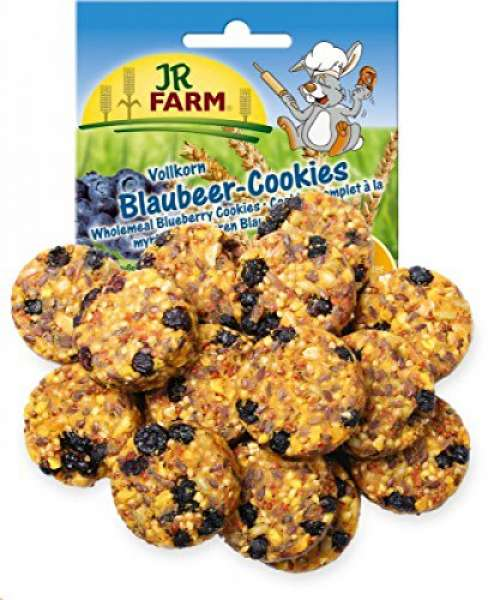 JR Farm 80g Vollkorn Blaubeer Cookies