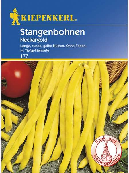 Bohne Stangenb. NL Neckargold