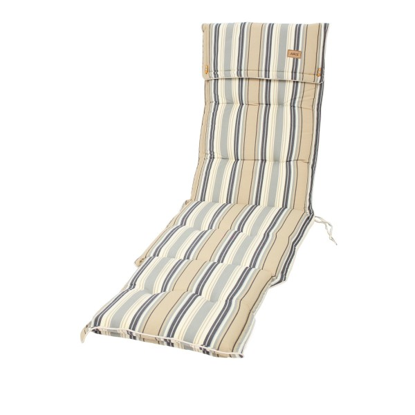 Deckchair Metalic Stripe 190
