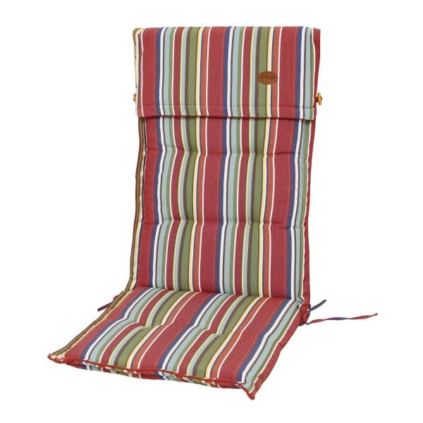 Sesselauflage Fiesta Stripe 120