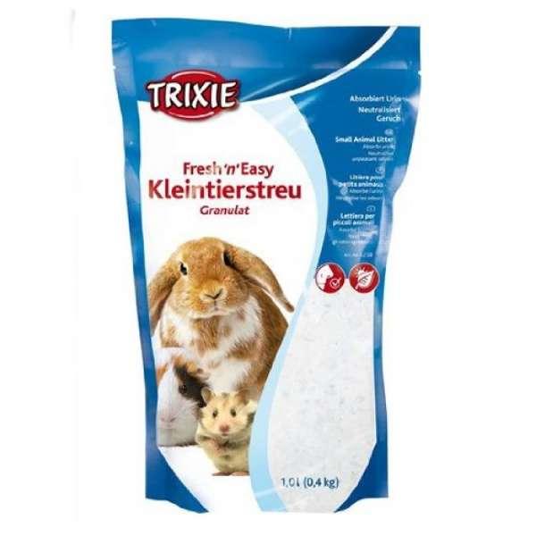 Trixie Fresh'n'Easy Kleintierstreu, Granulat, 1 l