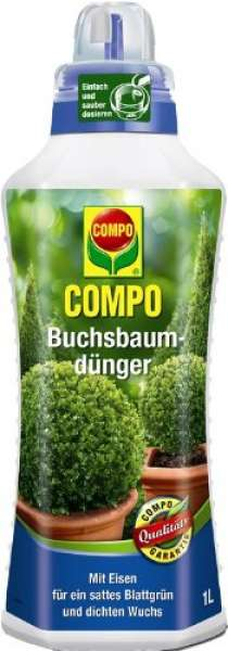 COMPO Buchsbaumdünger 1 Liter