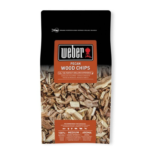 Weber Räucherchips Pecannus 700g