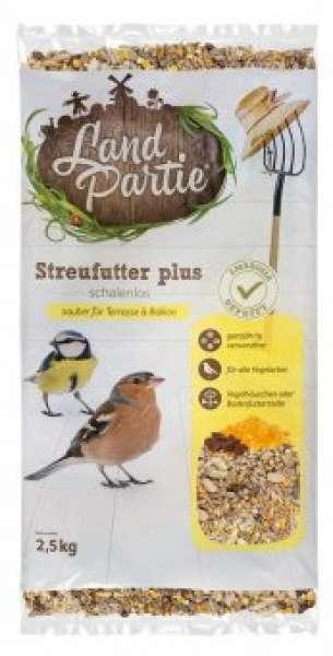 LP Streufutter Plus schalenlos 2,5kg