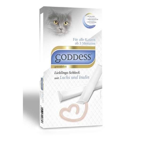 GODDESS 7x15g Lachs&Inulin Schleck