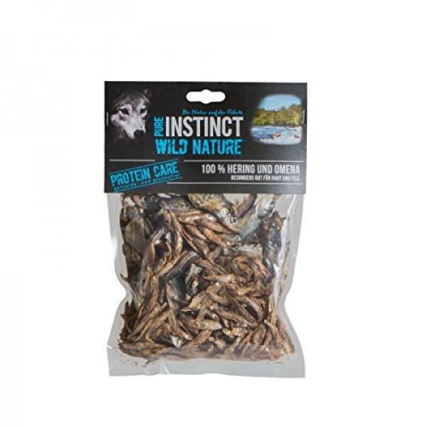 Pure Instinct Wild Nature Hering und Omena 150g