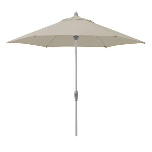 Schirm Alu-Style 300cm off-grey 053