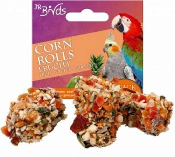 JR Birds Corn Rolls Frucht 4 St.