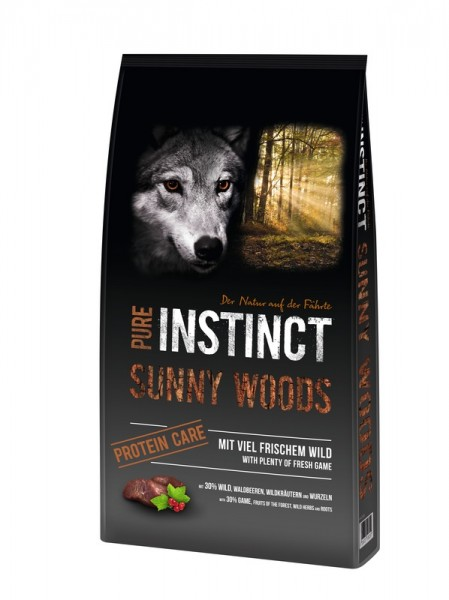 PURE INSTINCT 12kg Ad. Wild