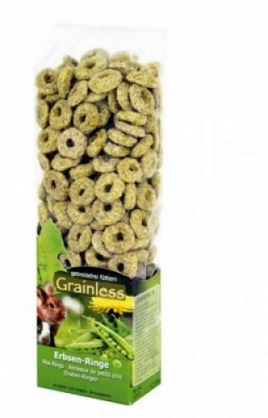 JR Grainless Erbsen-Ringe 150g
