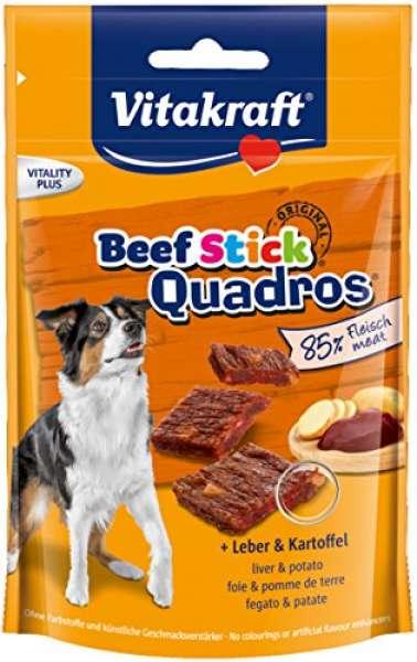 Vitakraft Beef Stick Quadros Leber & Kartoffel 70 g