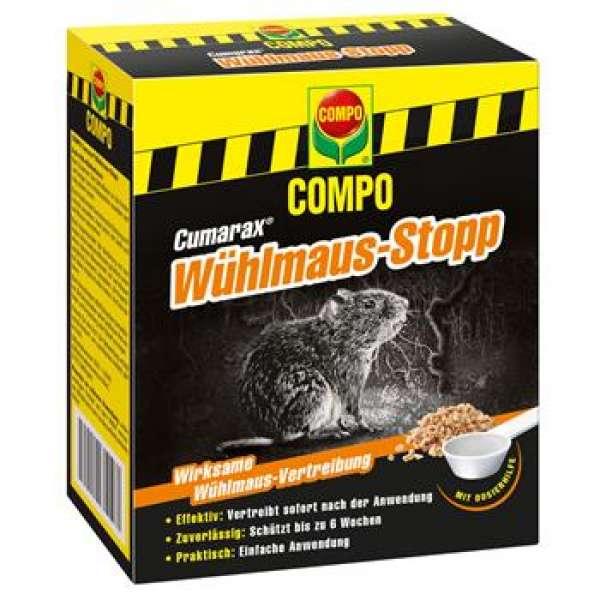 Cumarax Wühlmaus Stopp 200g CO
