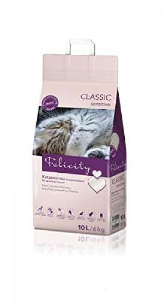 Felicity 10l/6kg Classic sensitive