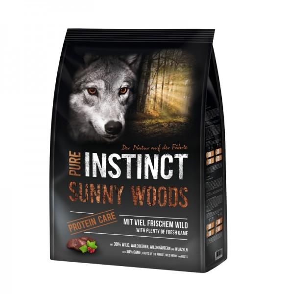 PURE INSTINCT 1kg Ad. Wild