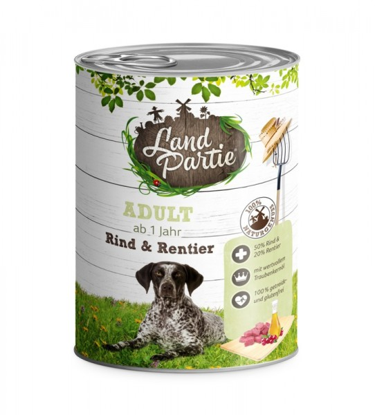 LandPartie ADULT - Rentier - 800g