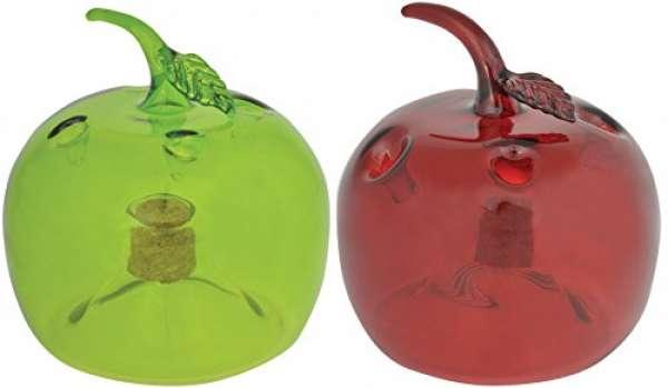 Esschert Design Fruchtfliegenfalle in Apfelform