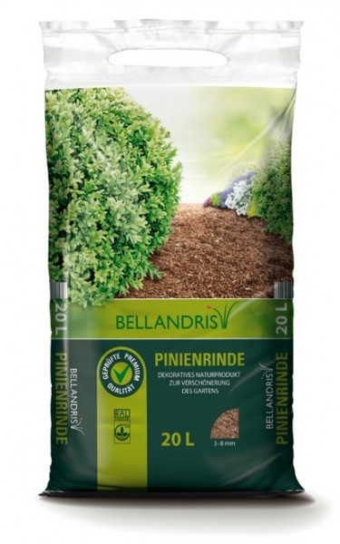 Bellandris Pinienrinde 3-8mm 20L