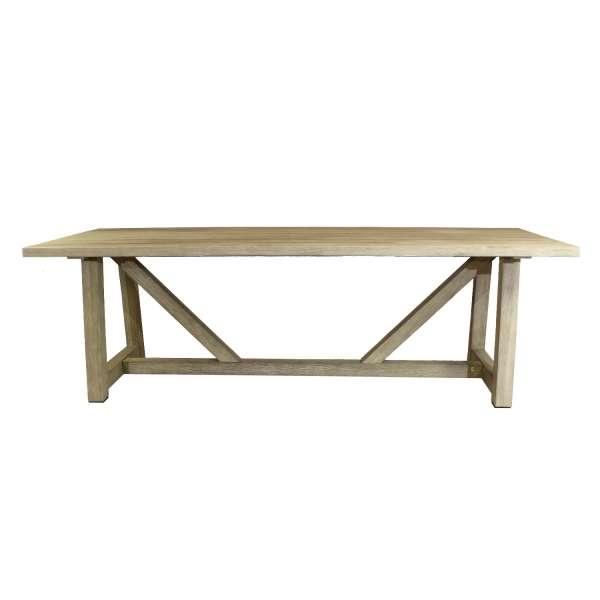 Tisch Columbus Akazie 240x100cm