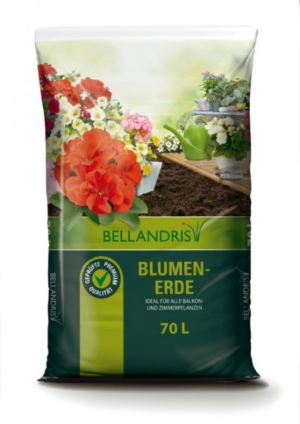 Bellandris Blumenerde 70L