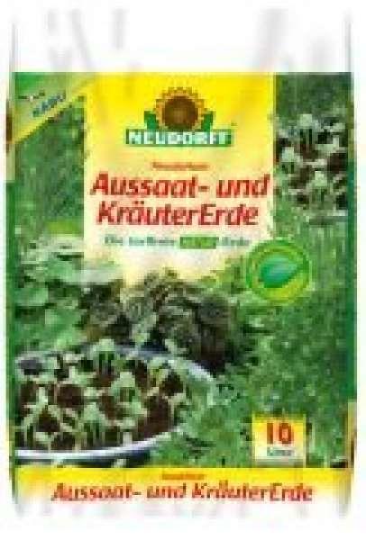 Neudorff NeudoHum Aussaat- & Kräutererde 10L