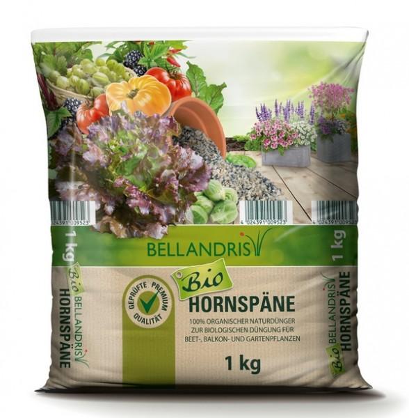 Bellandris Bio Hornspäne 1kg